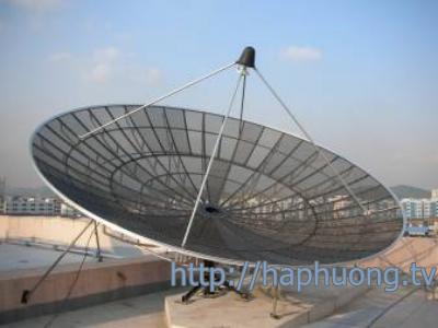 Anten Parabol Comstar 4.9m - 9.0m