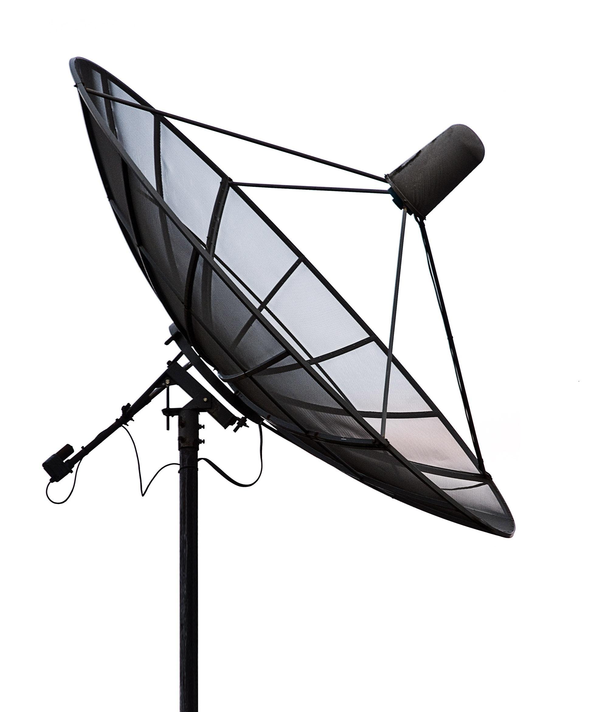 Anten Parabol Comstar 3.69m - ST 12