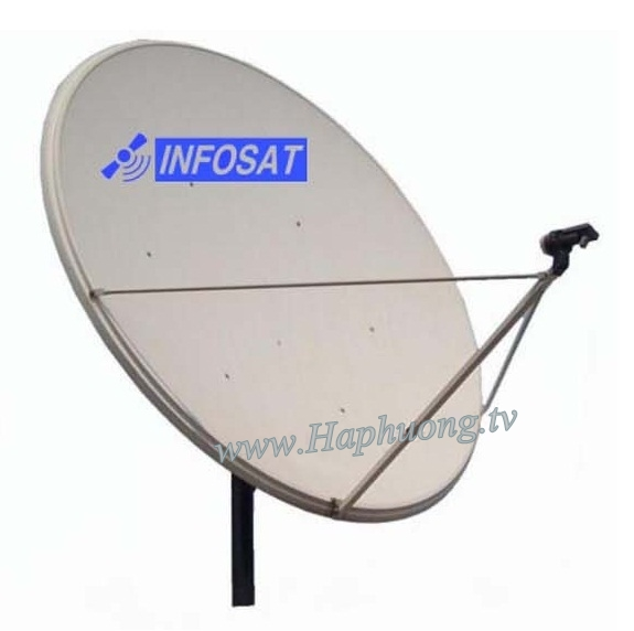 Anten Parabol Infosat 1.2m Ku Band