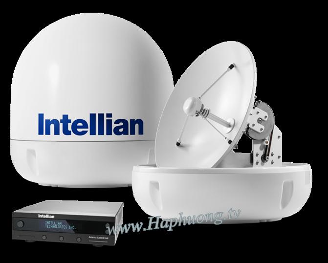 Anten vệ tinh trên biển Intellian i4/i4P