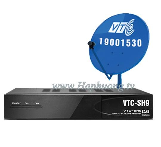 Bộ giải mã kỹ thuật số VTC SH9