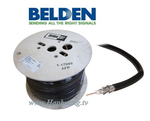 Cáp đồng trục RG6 Belden