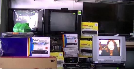 Đà Nẵng cấp cho mỗi hộ nghèo 500.000 đồng mua đầu thu số DVB-T2