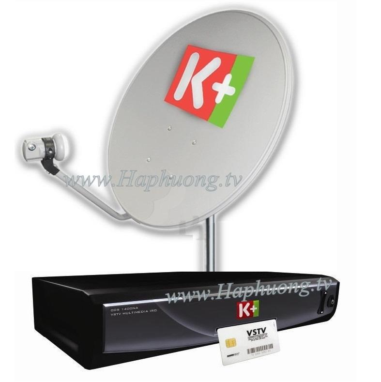 Đầu giải mã K+ SD Opentel ODS 1400NA