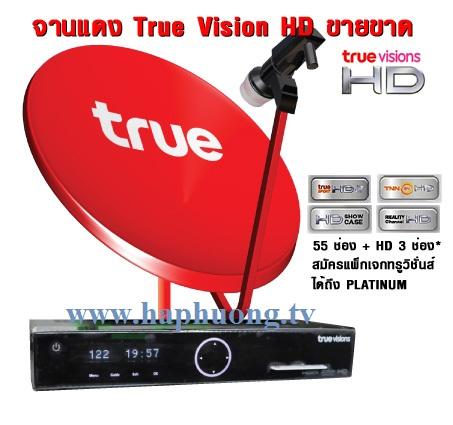 Đầu giải mã True Vision HD Humax H200S