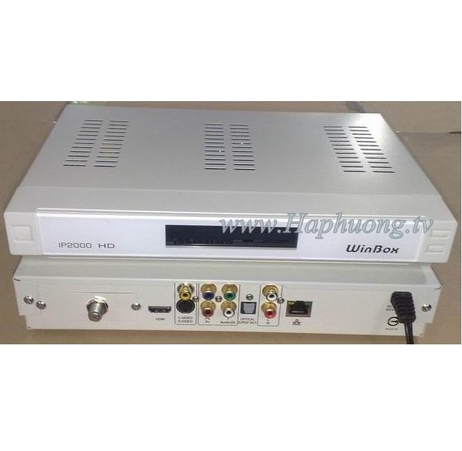 Đầu giải mã Winbox IP2000