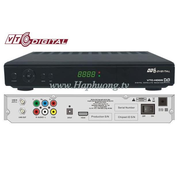 Đầu kỹ thuật số VTC HD 05