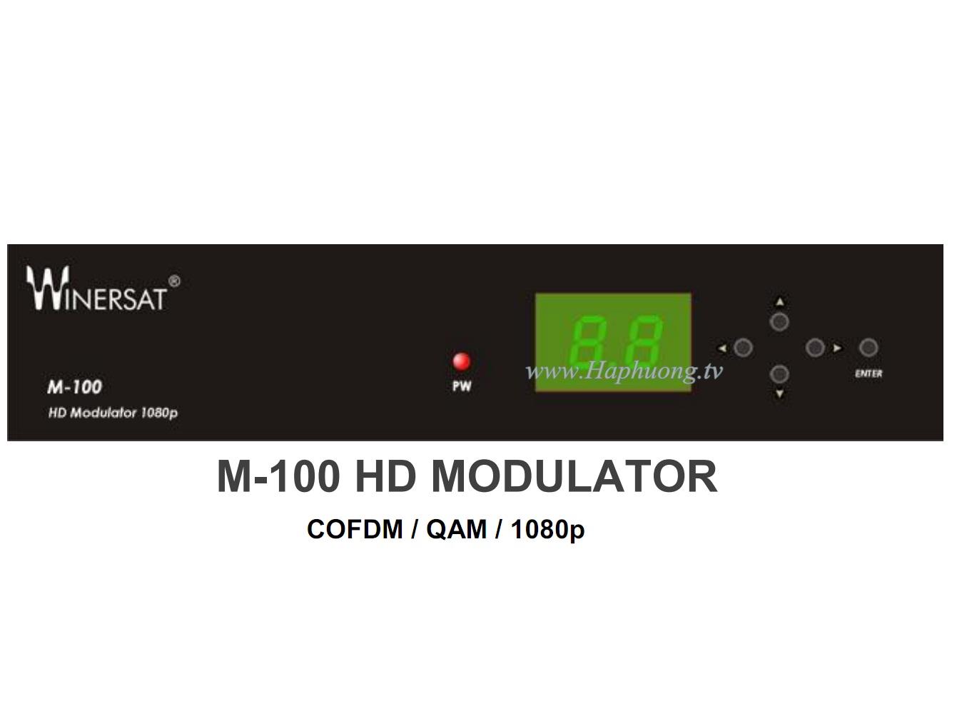 Điều chế HD Winersat M-100