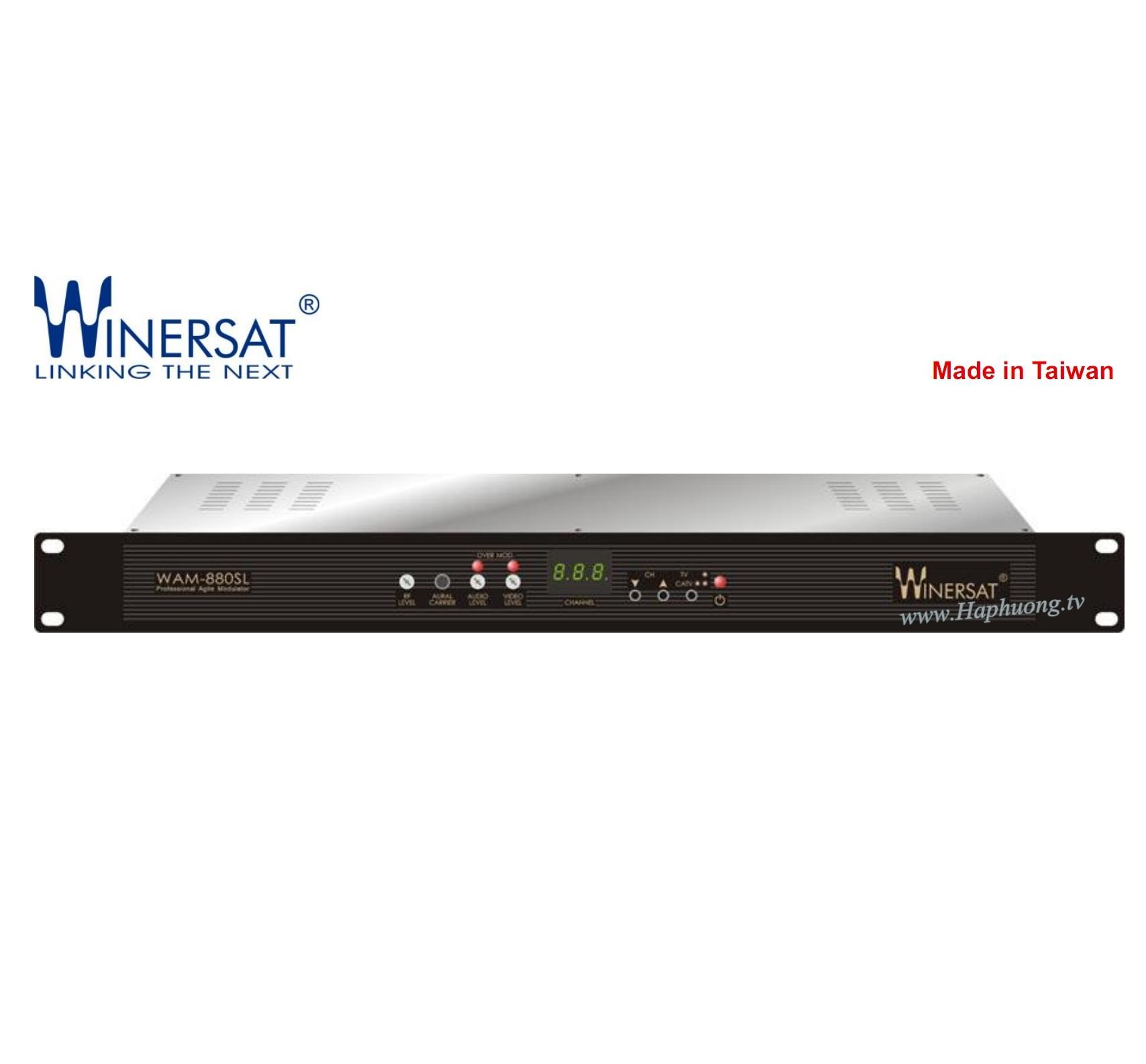 Điều chế Winersat WAM 880SL