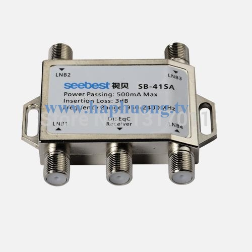 DiSEqC Switch 4x1 Seebest