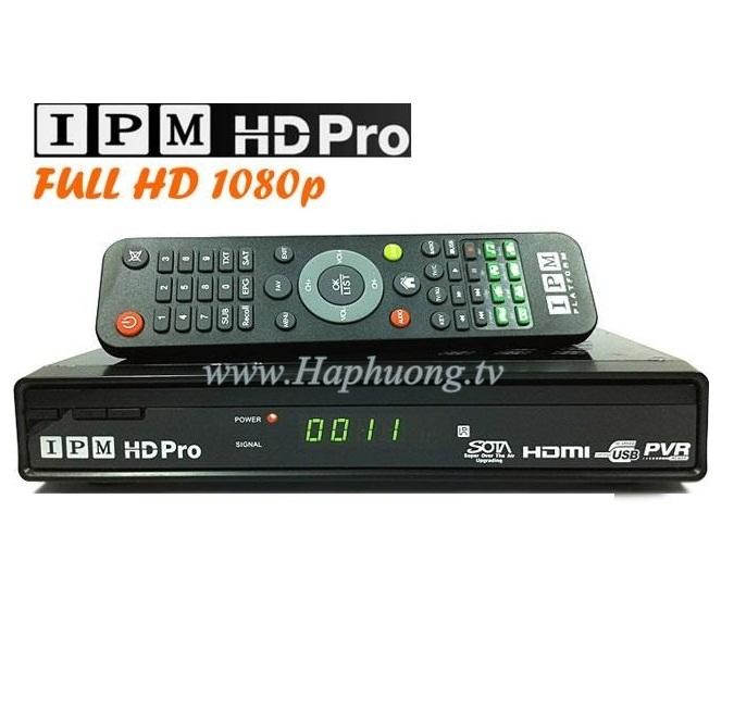 Gói kênh IPM HD Thái Lan