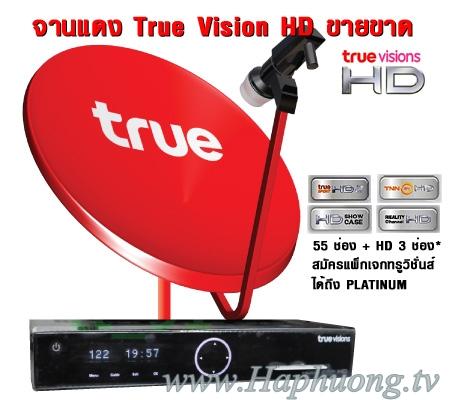 Gói kênh True Vision