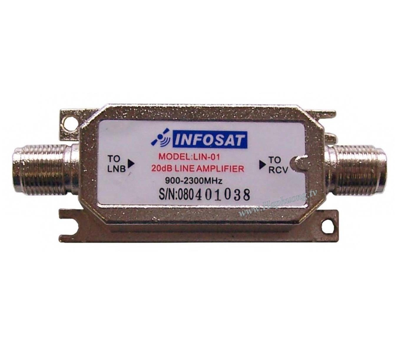 Khuếch đại đường dây Infosat LIN-01