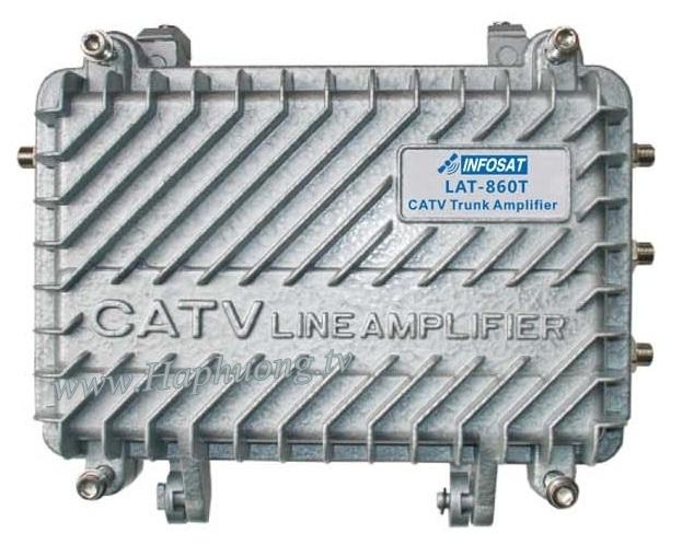 Khuếch đại trục Infosat LAT-860T