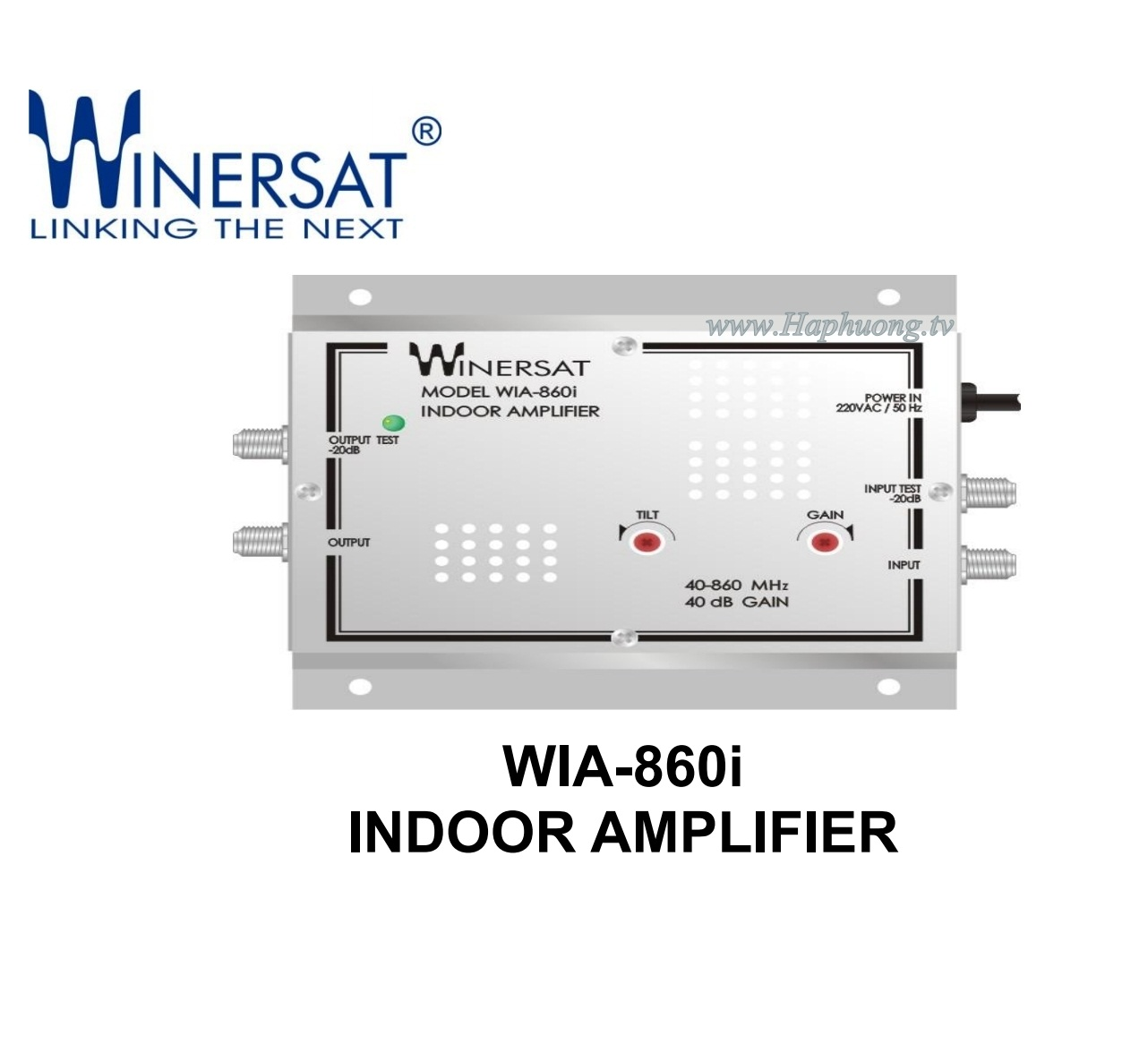 Khuếch đại Winersat WIA-860i