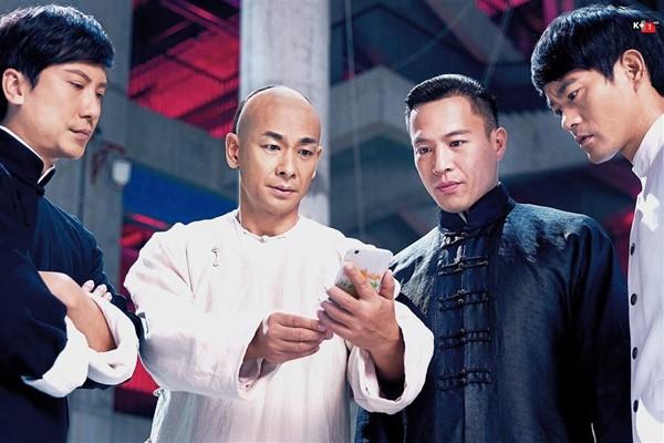 Kungfu league – Tác phẩm võ thuật hài hước thú vị