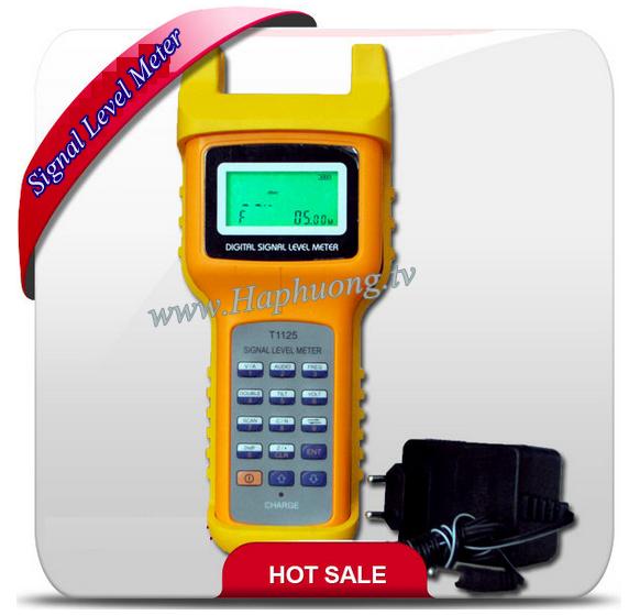 Máy đo TH truyền hình cáp Analog Softel T1125