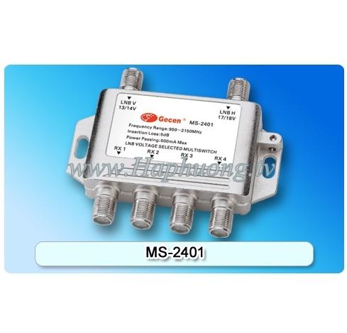 Multiswitch Gecen MS-2401