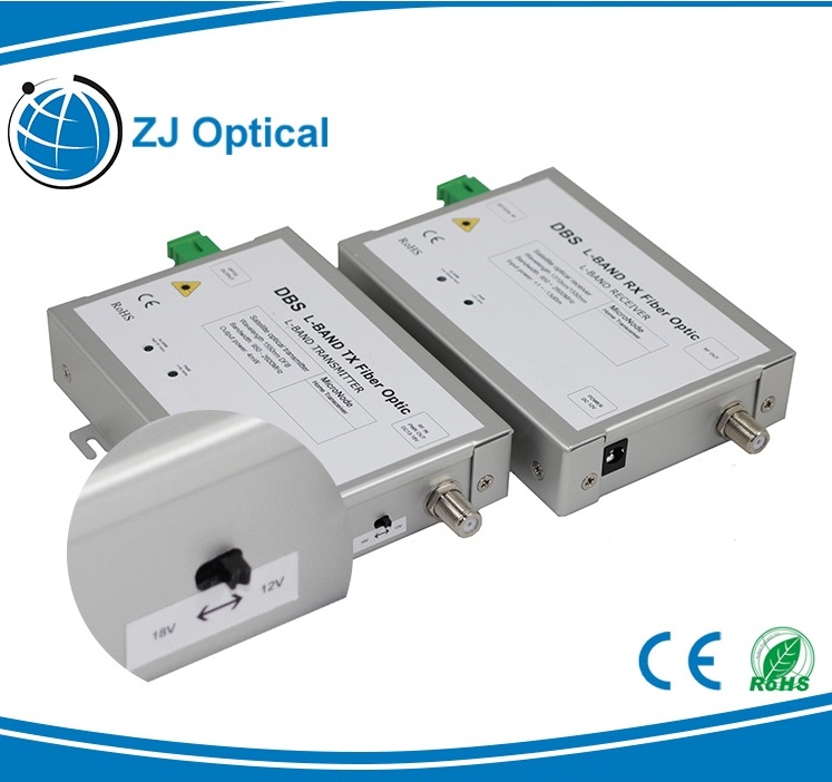 Thiết bị thu quang Tín hiệu vệ tinh L Band: ZSR2600