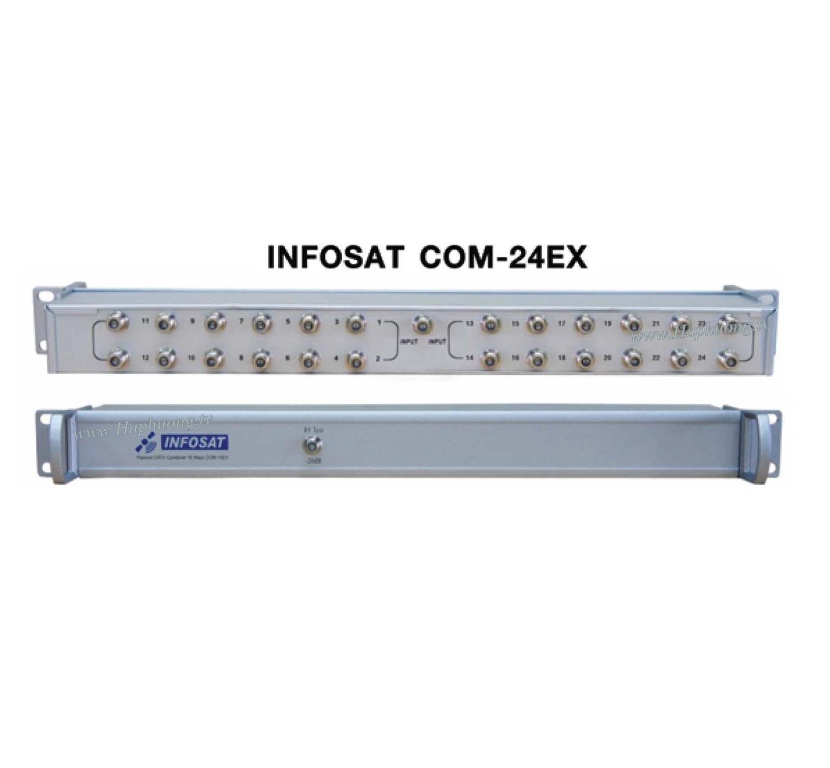 Trộn tín hiệu Infosat COM-24EX