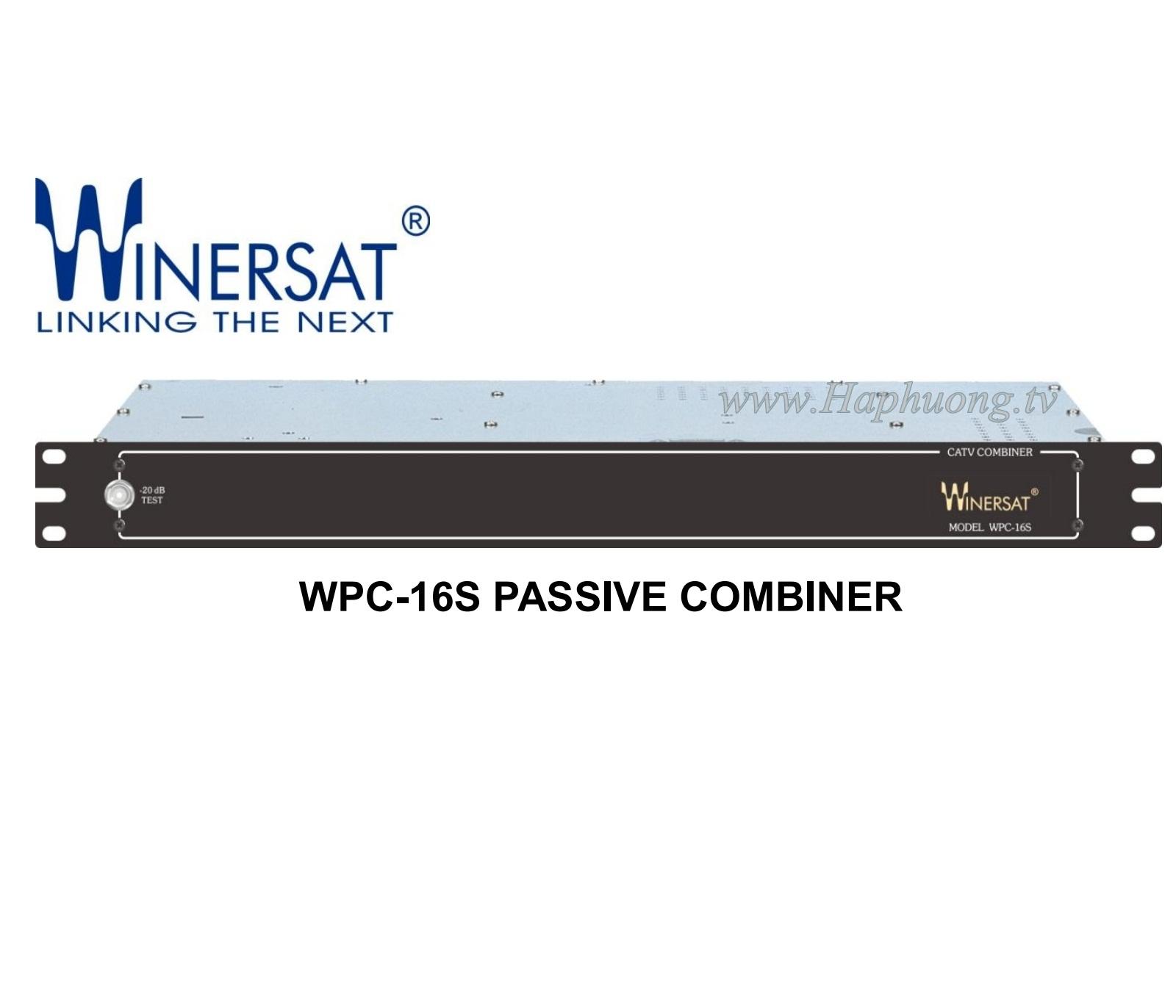 Trộn tín hiệu Winersat WPC-16S