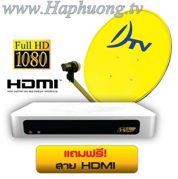 Truyền hình DTV HD Thái Lan