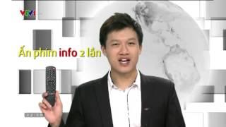 Video hướng dẫn dò kênh trên đầu thu kỹ thuật số DVB T2 của VTV